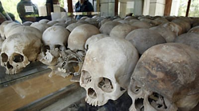 Surviving the Khmer Rouge