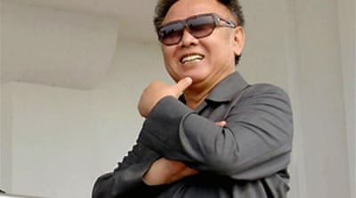 Kim signals N Korea ready to disarm
