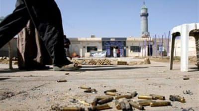 Iraq mosques come under attack