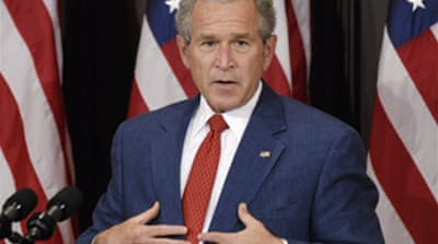 Bush vetoes stem cell research bill