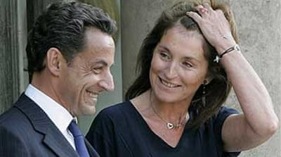 Sarkozy's bloc 'wins' French poll
