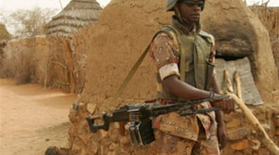 Sudan accepts hybrid Darfur force