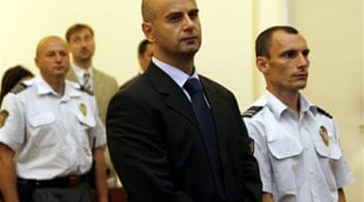 Croatia war crimes trial begins