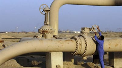 Draft Iraq oil law makes headway