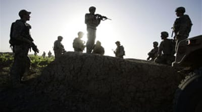 'Civilians killed' in Afghan battle