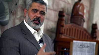 Haniya calls for talks with Fatah