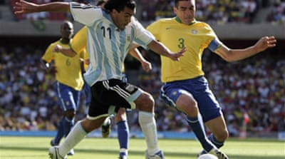 Copa America set to sizzle