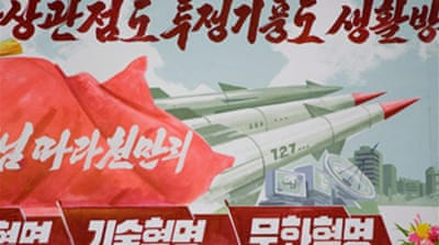N Korea confirms funds row over
