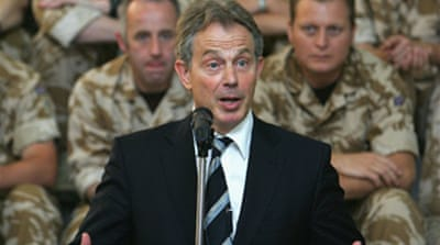 Blair's Middle East legacy