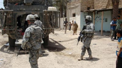 Five US soldiers killed in Iraq