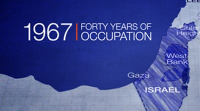 1967: 40 years of occupation