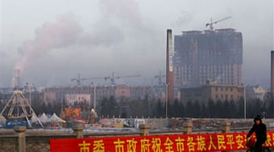 China unveils climate action plan