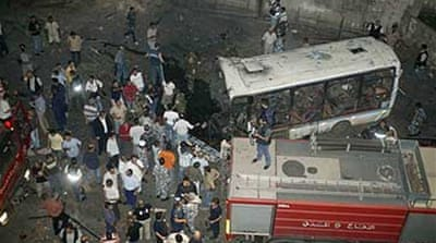 Beirut bomb follows camp clashes