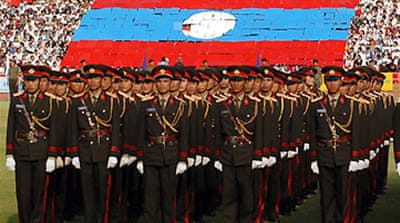 Nine charged over Laos 'coup plot'