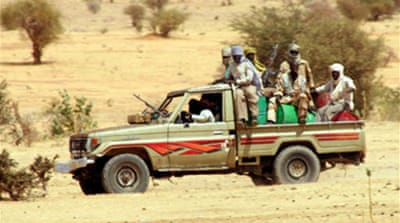 Sudan under pressure over Darfur