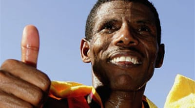 Gebrselassie warns African runners