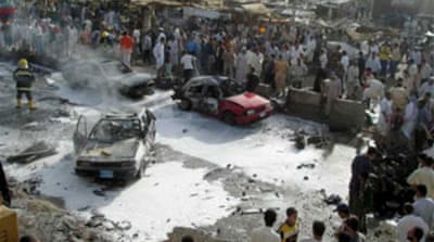 Dozens killed in Iraq bombings