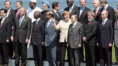 G8 leaders in $60bn aid pledge