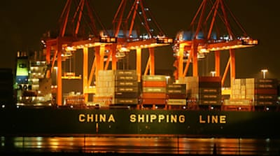 China smashes trade surplus record