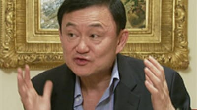 Thaksin: No justice in Thailand