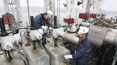 Oil shipments begin to N Korea