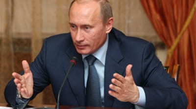 Putin does not rule out 2012 return