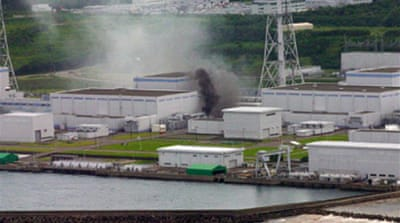Quake-hit nuclear plant stays shut