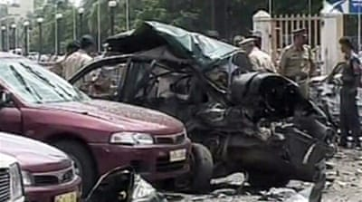India jails two for Mumbai blasts