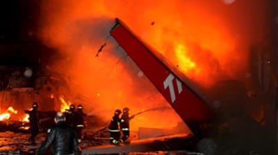 Brazil suffers worst-ever aircrash
