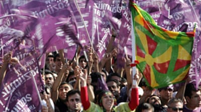 Kurds get voice in parliament