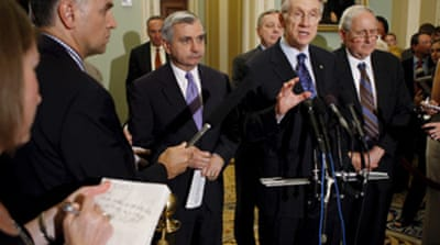 US senate blocks Iraq pullout bill