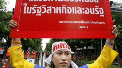 Thailand lifts political ban