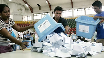 Fretilin takes lead in Timor vote