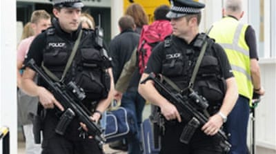 Medical link to UK terror probe