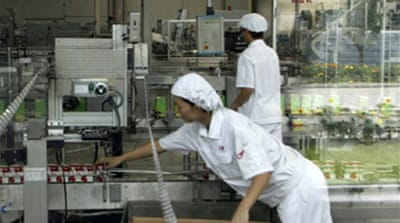 China shuts firms over safety fears