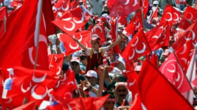 Turkey prepares for election day