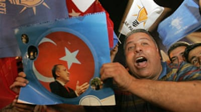 Ruling AK party wins Turkey polls