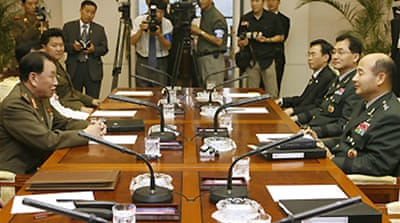 Deadlock overshadows Korea talks
