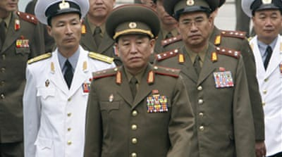 North Koreans storm out of talks