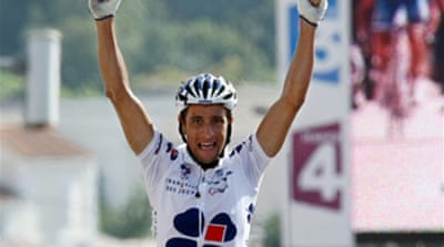 Casar wins 18th stage of Tour