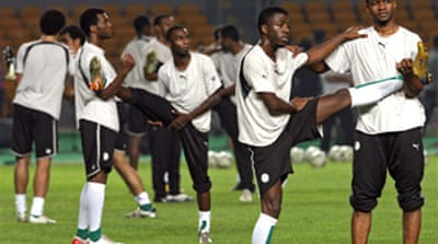 Saudi's new generation go for glory