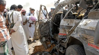 Al-Qaeda blamed for Yemen attack