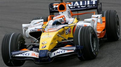Renault in $50m F1 boost