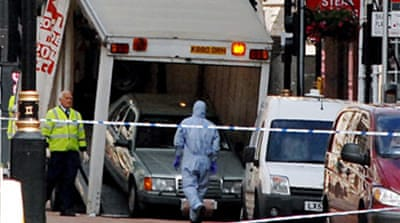 Two UK bomb suspects released