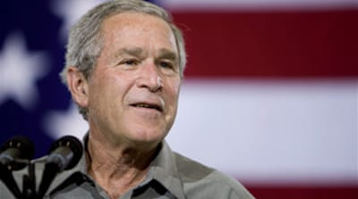 Bush asks for more patience on Iraq