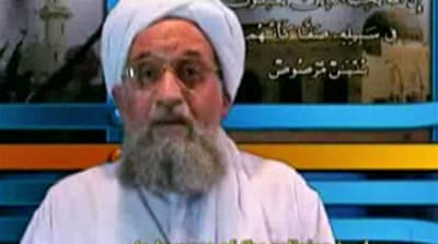 Al-Zawahiri asks Muslims to unite