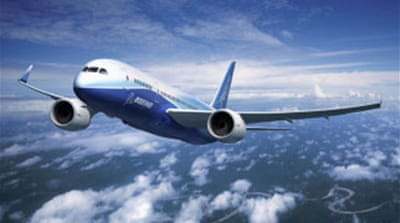 Boeing to unveil Dreamliner
