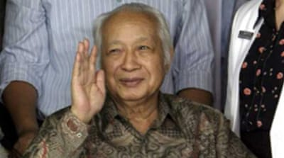 Suharto corruption lawsuit resumes