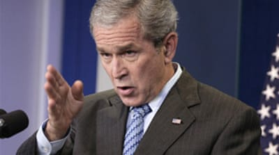 Bush warns al-Maliki on Iran