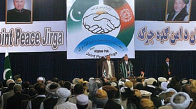 Jirga aims for dialogue